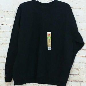 NWT- Mens Hanes sweatshirt